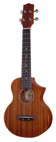 Концертное укулеле Ibanez UEW5-OPN дредноут ibanez aw54 opn