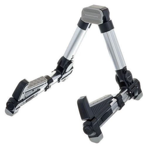 Стойка для укулеле Millenium Uke A-Stand Flex Silver рама millenium pdr 5004 prof drum rack