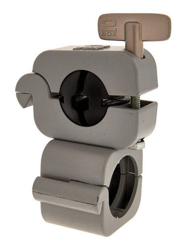 Крепление и монтаж 2Box Drumit Rack Clamp рама и стойка для электронной установки roland mds 4v drum rack