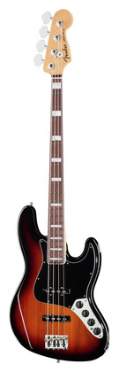 4-струнная бас-гитара Fender AM Elite Jazz Bass RW 3TSB sport elite se 2450