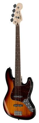 4-струнная бас-гитара Fender SQ Vintage Mod Jazz 3CSB 5 струнная бас гитара fender sq vintage mod jazz v owt