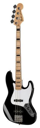 4-струнная бас-гитара Fender Geddy Lee Jazz Bass BK 5 струнная бас гитара esp ltd f 5e ns