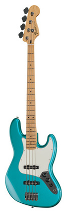 4-струнная бас-гитара Fender Standard Jazz Bass MN LPB стратокастер fender standard strat mn lpb