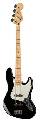 4-струнная бас-гитара Fender Standard Jazz Bass MN BK телекастер fender 72 telecaster custom mn bk