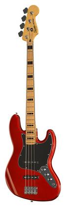 4-струнная бас-гитара Fender SQ VM Modified Jazz '70 CAR 5 струнная бас гитара fender sq vintage mod jazz v owt