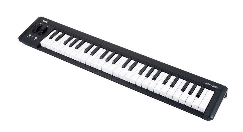MIDI-клавиатура 49 клавиш Korg microKEY 49 MkII midi клавиатура 61 клавиша korg microkey 61 mkii