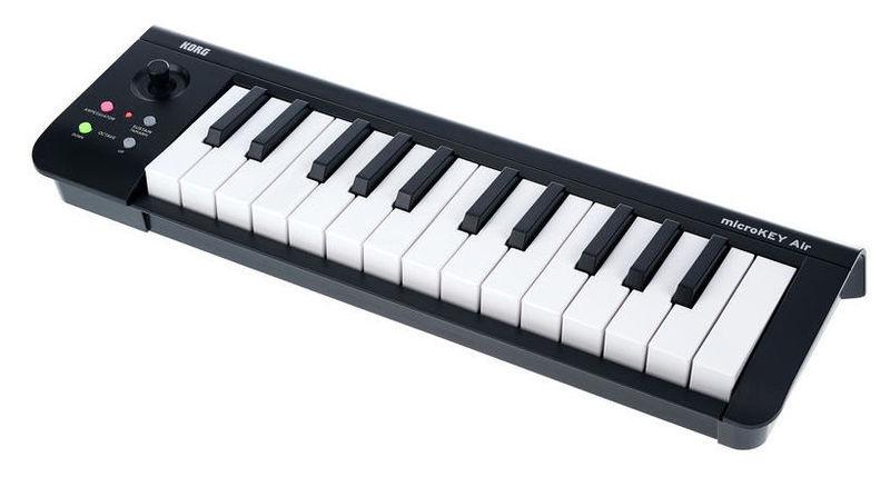 MIDI-клавиатура 25 клавиш Korg microKEY Air 25 midi клавиатура 61 клавиша korg microkey 61 mkii