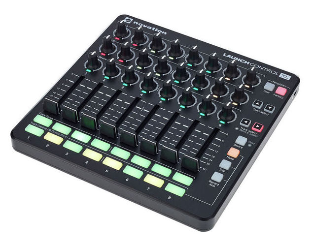 MIDI, Dj контроллер Novation Launch Control XL MK2 novation psu05 eu