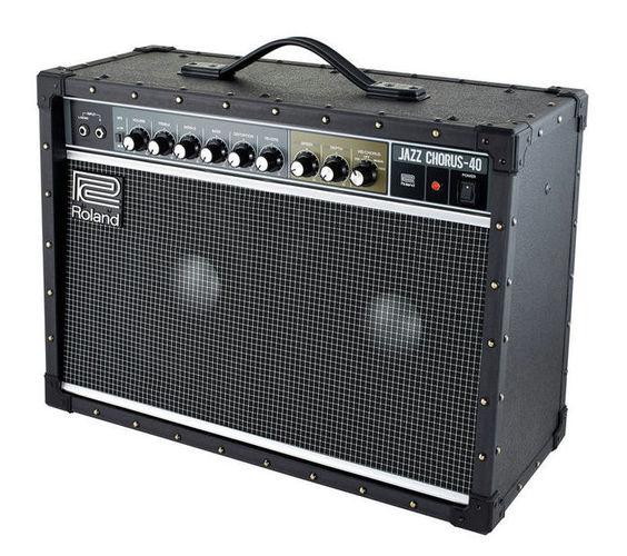 Комбо для гитары Roland JC-40 комбо для гитары marshall jvm205c
