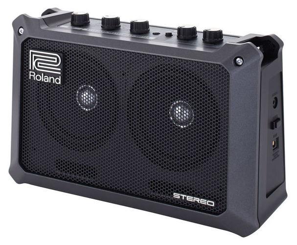 Комбо для гитары Roland Mobile Cube гитарный комбоусилитель roland cube st red