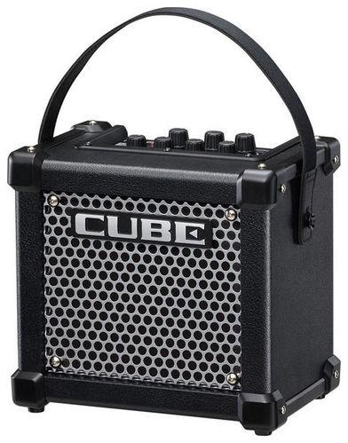 Гитарный усилитель Roland MICRO CUBE GX гитарный комбоусилитель roland cube st red