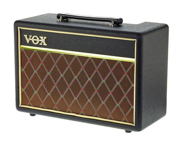 Комбо для гитары VOX Pathfinder 10 комбо для гитары vox mini5 rhythm iv