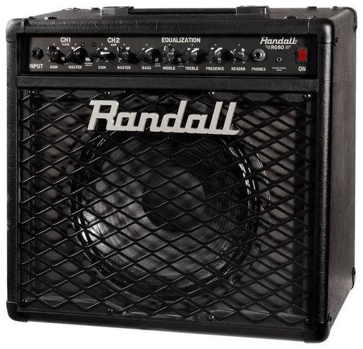 Комбо для гитары Randall RG80 комбо для гитары peavey vypyr vip 1