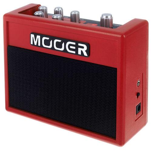 Гитарный усилитель Mooer Super Tiny Twin концертный усилитель звука 100 вт