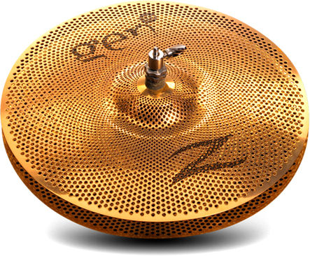 Хай-хэт и контроллер для электронной ударной установки Zildjian Gen16 Buffed Bronze 14 Hi-Hat хай хэт и контроллер для электронной ударной установки roland fd 9 hi hat controller pedal