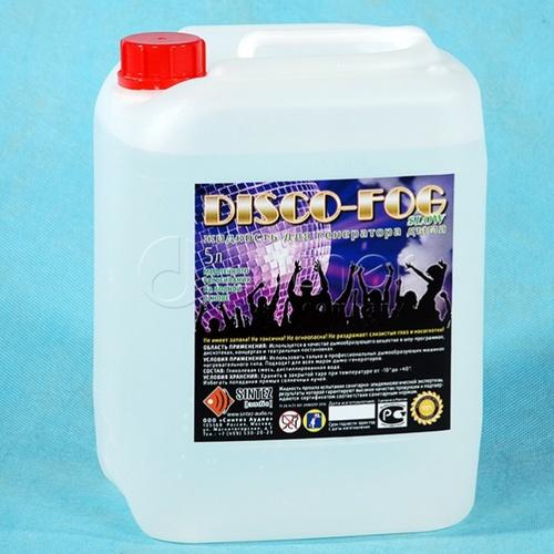 Жидкость для генераторов эффектов Синтез Аудио Disco Fog Slow жидкость для генераторов эффектов martin pro i fog fluid
