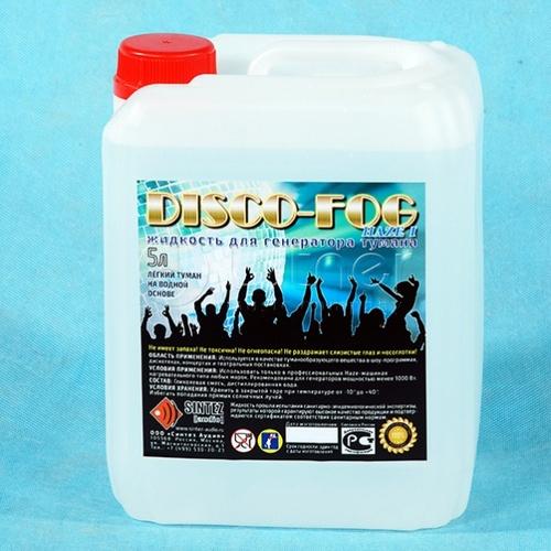 Жидкость для генераторов эффектов Синтез Аудио Disco Fog Haze I жидкость для генераторов эффектов martin pro i fog fluid