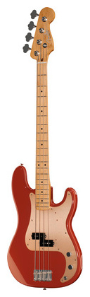 4-струнная бас-гитара Fender 50s Precision Bass MN FR eglo calnova 94715