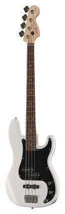 4-струнная бас-гитара Fender Squier Affinity P-Bass PJ OWT бас гитары fender squier affinity precision bass pj rosewood fingerboard black