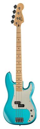 4-струнная бас-гитара Fender Std Precision Bass MN LPB niko 50pcs chrome single coil pickup screws
