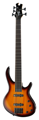 5-струнная бас-гитара Epiphone Toby Deluxe-V Bass VS 5 струнная бас гитара esp ltd f 5e ns