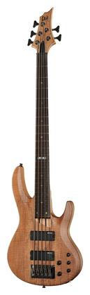 5-струнная бас-гитара ESP LTD B205SM Natural Satin 5 струнная бас гитара esp ltd f 5e ns