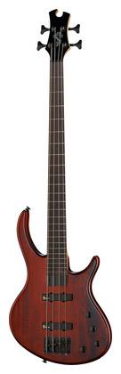 4-струнная бас-гитара Epiphone Toby Deluxe-IV Bass Walnut 5 струнная бас гитара esp ltd f 5e ns