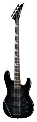 4-струнная бас-гитара Jackson JS3Q Concert Bass Tr.Black percy jackson demigod files p jackson