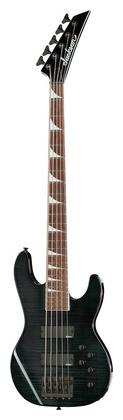 5-струнная бас-гитара Jackson CBXNT V Trans Black 5 струнная бас гитара esp ltd f 5e ns