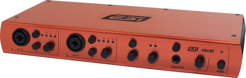 цены Звуковая карта внешняя ESI U86 XT