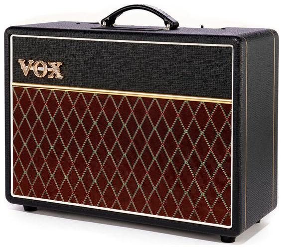 Комбо для гитары VOX AC10C1 Custom комбо для гитары vox mini5 rhythm iv