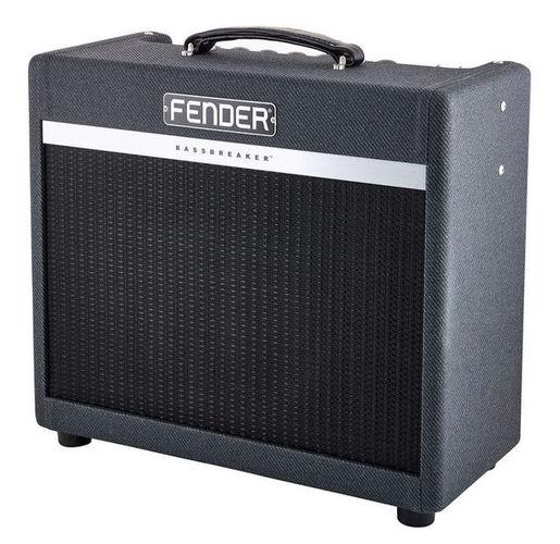 Комбо для гитары Fender Bassbreaker 15 Combo комбо для гитары fender champion 40