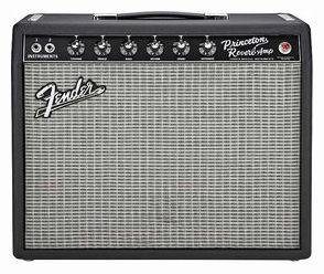 Комбо для гитары Fender 65 Princeton Reverb стоимость