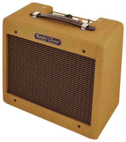 Комбо для гитары Fender 57 Custom Champ комбо для гитары fender mustang gt 200 page 8