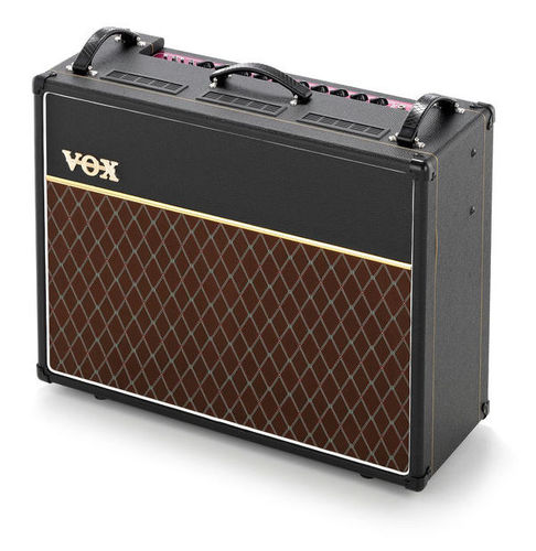 все цены на Комбо для гитары VOX AC30 C2X Blue Bulldog онлайн