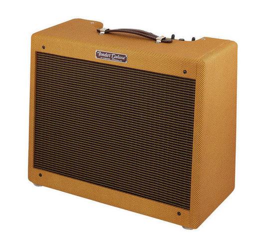 Комбо для гитары Fender 57 Custom Deluxe стоимость