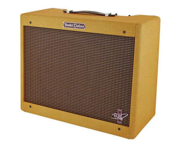 Комбо для гитары Fender The Edge Deluxe Amp комбо для гитары fender 65 deluxe reverb
