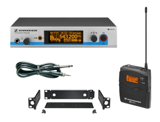 Радиосистема инструментальная Sennheiser EW 572 G3-B-X радиосистема sennheiser ew 100 945 g3 b x