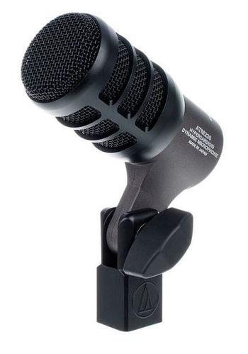 Микрофон для ударных инструментов Audio-Technica ATM230 микрофон для ударных инструментов akg c518m