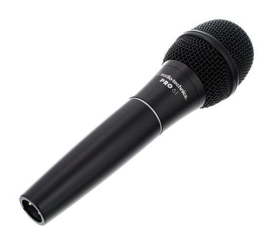 Динамический микрофон Audio-Technica PRO 61 technica audio technica головка ath msr7se установлена портативная гарнитура с высоким разрешением качества hifi