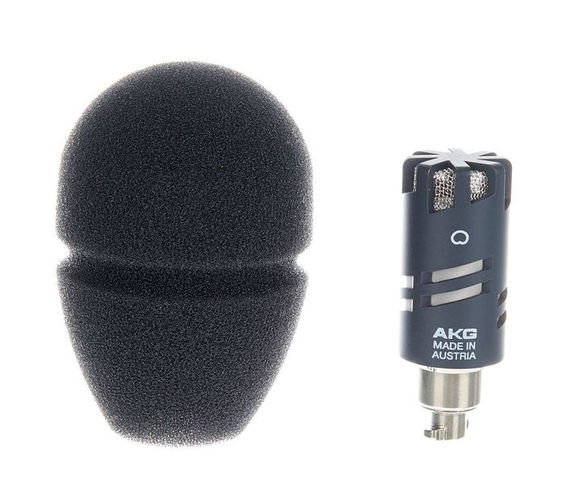 Микрофонный капсюль AKG CK91 микрофон для конференций akg микрофонный капсюль ck41