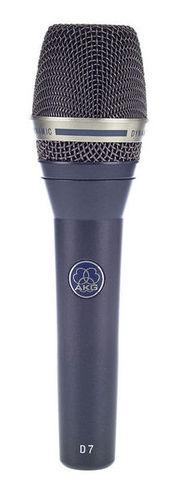 Динамический микрофон AKG D7 микрофон для конференций akg микрофонный капсюль ck41