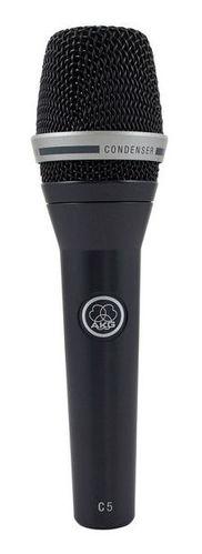Конденсаторный микрофон AKG C5 микрофон для ударных инструментов akg c518m