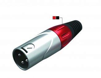 Разъем XLR кабельный Soundking CX3M001 цена и фото