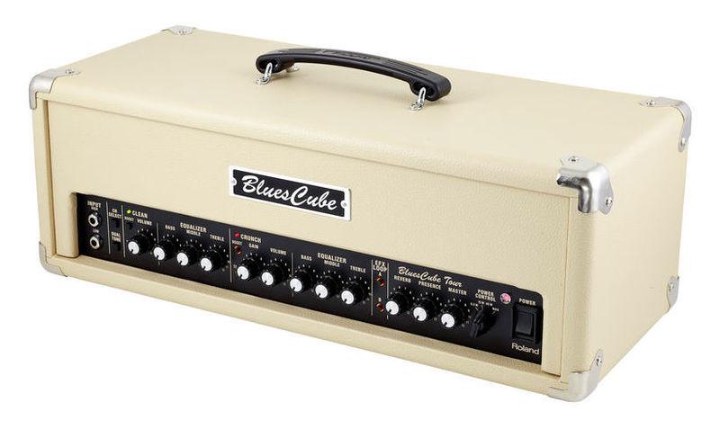Усилитель головы Roland Blues Cube Tour гитарный комбоусилитель roland cube st red