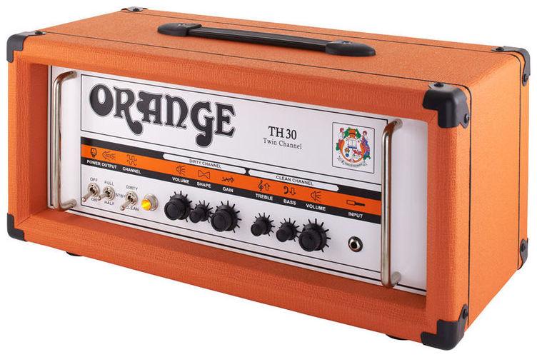 Усилитель головы Orange TH30H гитарный усилитель bugera 6262 infinium