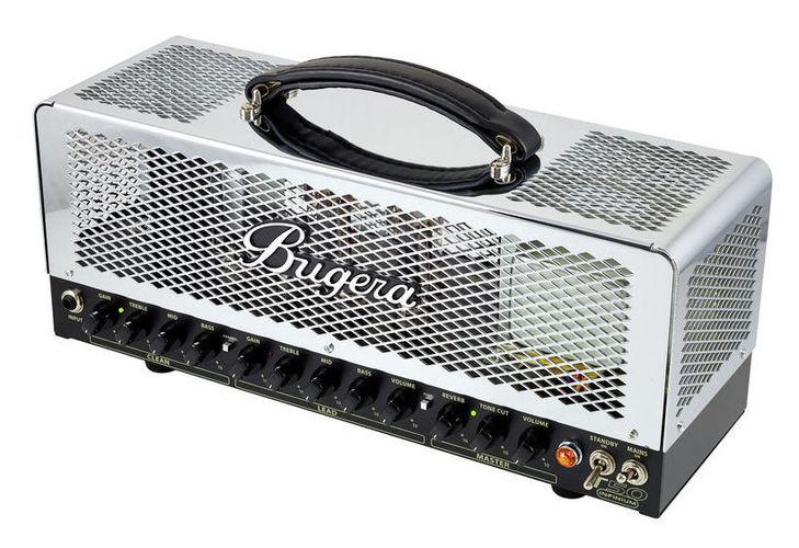 Усилитель головы BUGERA T50 Infinium гитарный усилитель bugera 6262 infinium
