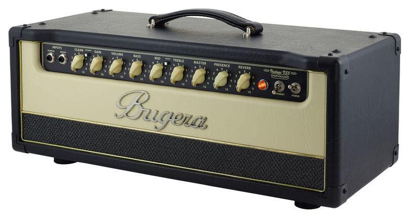 Усилитель головы BUGERA V55HD Infinium гитарный усилитель bugera 6262 infinium