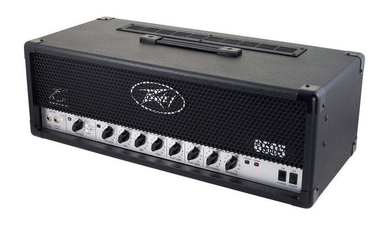 Усилитель головы Peavey 6505 гитарный усилитель bugera 6262 infinium