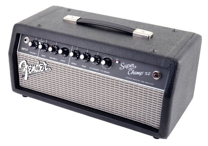 Усилитель головы Fender Super Champ X2 HD champ champ 26140 2
